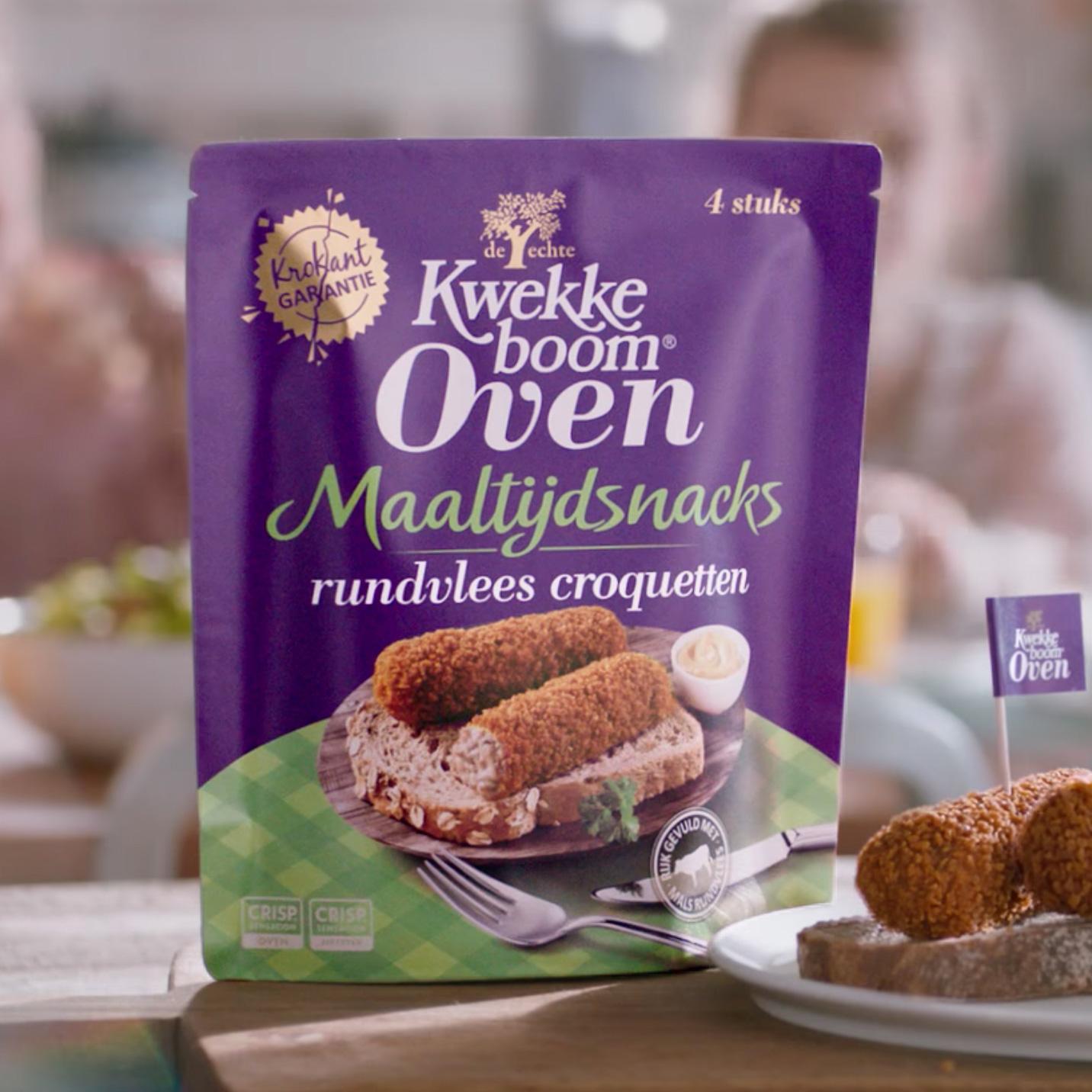 doypack mockup dummy packaging kwekkeboom maaltijdsnacks amsterdam
