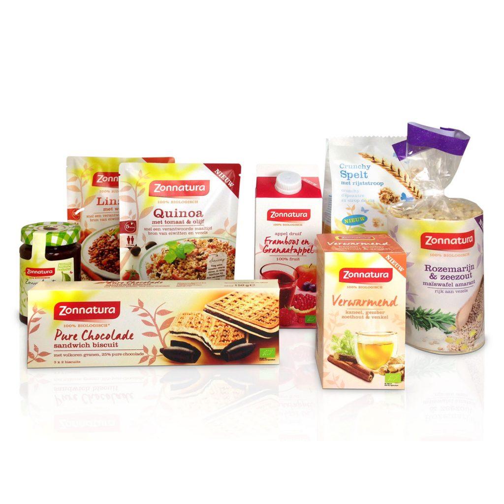 mockups group dummy packaging zonnatura nederland