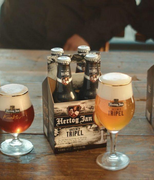 box mockup packaging hertog jan speciaalbier nederland 2