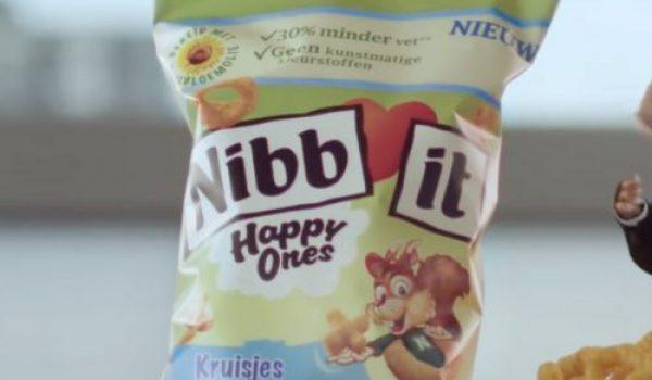 flowpack mockup dummy packaging nibbit happy ones nederland 2