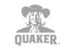 quaker logo packaging europe