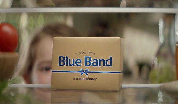 wikkel mockup dummy packaging blue band overlay
